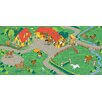 Play Carpet Horse Stable Kids Rug