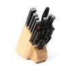 <strong>Simply Forged Cultery 18 Piece Knife Block Set</strong> by Calphalon