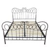 Gold Sparrow Venice Metal Bed