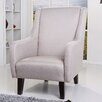 Gold Sparrow Anaheim Wingback Chair