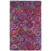 St. Croix Brilliant Ribbon Circles Area Rug