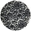 <strong>St. Croix</strong> Structure Fenway Black/Beige Rug