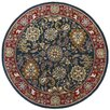 St. Croix Traditions Kashan Navy Rug