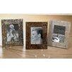 St. Croix Kindwer 3 Piece Distressed Wood Picture Frame Set