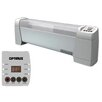 Optimus Convection Digital Baseboard Space Heater