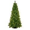 General Foam Plastics 7.5' Sheridan Pine Christmas Tree with 400 Clear Lights