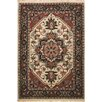 American Home Rug Co. American Home Classic Heriz Ivory/Navy/Red Rug