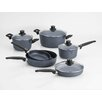 <strong>Woll Cookware</strong> Diamond Plus 10-Piece Induction Cookware Set