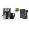 Keurig 2.0 K550 Brewing System with Countertop Storage Drawer and Mountain Breakfast Blend K-Cups