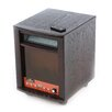 iLIVING 1,500 Watt Infrared Cabinet Electric Space Heater