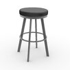 "<strong>Amisco</strong> Urban Style 26""  Swice Swivel Bar Stool"
