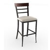 "Amisco Countryside Style 30"" Cate Bar Stool"