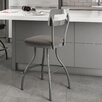 "Amisco Urban Style Cora 30"" Swivel Bar Stool"