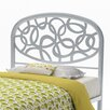 Amisco Alba Metal Headboard and Footboard