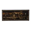 Oriental Furniture New York Skyline Framed Photographic Print