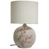 "Oriental Furniture 20"" H Blossom Vase Table Lamp"