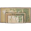 "Oriental Furniture 24"" Bamboo Escape Room Divider"