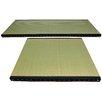Oriental Furniture Half Size Tatami Mat