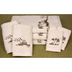 <strong>7 Piece Chinoiserie Bath Set</strong> by Oriental Furniture