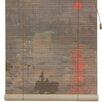 Oriental Furniture Impression Sunrise Bamboo Roller Blind