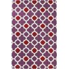 Bashian Rugs Rockport Lilac Purple Area Rug