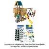 Swing-n-Slide Ready to Build Custom Kodiak DIY Swing Set Hardware Kit