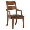 <strong>Urban Craftsmen Arm Chair (Set of 2)</strong> by Klaussner Furniture
