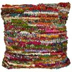 LR Resources Accent Chindi Pillow