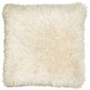 LR Resources Accent Shag Throw Pillow