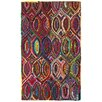 LR Resources Layla Multi Area Rug II