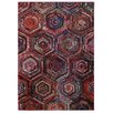 LR Resources Jubilee Geometric Area Rug