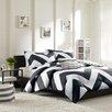 Mi-Zone Libra Comforter Set in Black