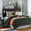 Mi-Zone Pipeline 3 Piece Duvet Cover Set
