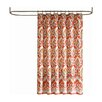 Mi-Zone Portia Polyester Shower Curtain