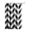 Mi-Zone Libra Polyester Shower Curtain