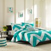 Mi-Zone Libra Reversible Duvet Cover Set