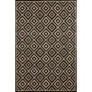 <strong>Liora Manne</strong> Carlton Charcoal Diamond Indoor/Outdoor Rug