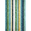 Liora Manne Newport Seaside Vertical Stripe Indoor/Outdoor Area Rug