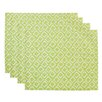 <strong>Tile Placemat (Set of 4)</strong> by Couleur Nature