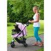 Pet Gear No Zip Happy Trails Standard Pet Stroller