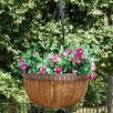"<strong>Griffith Creek Designs</strong> Victorian 16"" Hanging Basket"