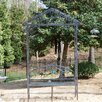 Griffith Creek Designs Pagoda Arbor with Bench