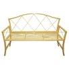 Griffith Creek Designs Verdana Steel Garden Bench
