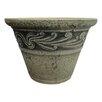 Griffith Creek Designs Charleston Round Pot Planter