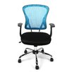 <strong>Mesh Office Task Chair with Arms</strong> by Merax