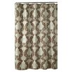 m.style Baroque Poly Shower Curtain