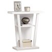 Monarch Specialties Inc. Hall Console Table in White