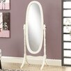 <strong>Monarch Specialties Inc.</strong> Oval Cheval Mirror