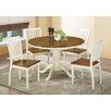 Monarch Specialties Inc. 5 Piece Dining Set