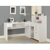 <strong>Monarch Specialties Inc.</strong> Corner Desk with Hutch